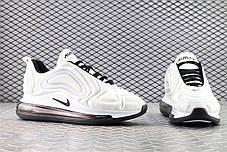"Кроссовки Nike Air Max 720 ""White"" (Белые), фото 2"
