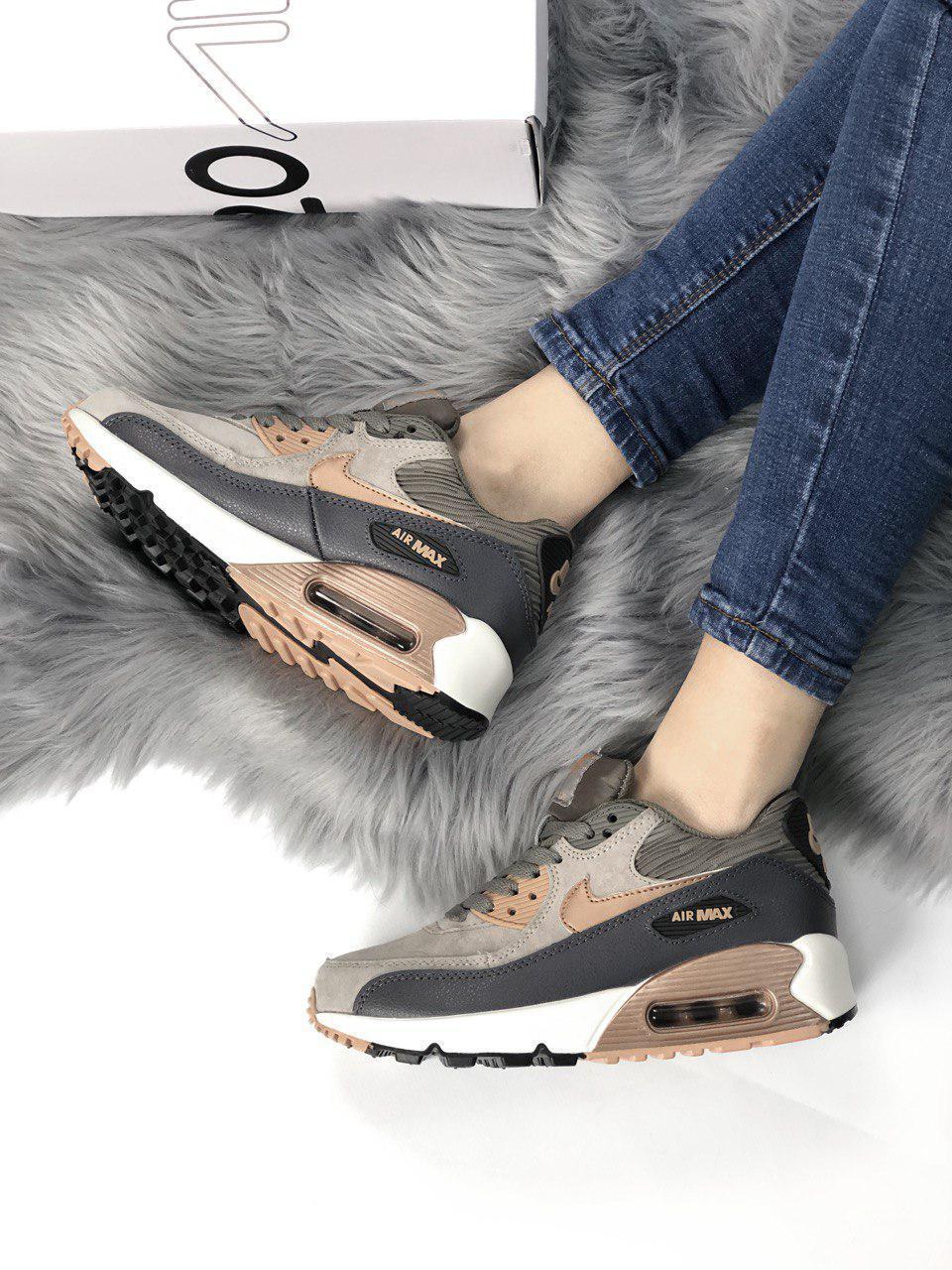 Стильные кроссовки Nike Air Max 90