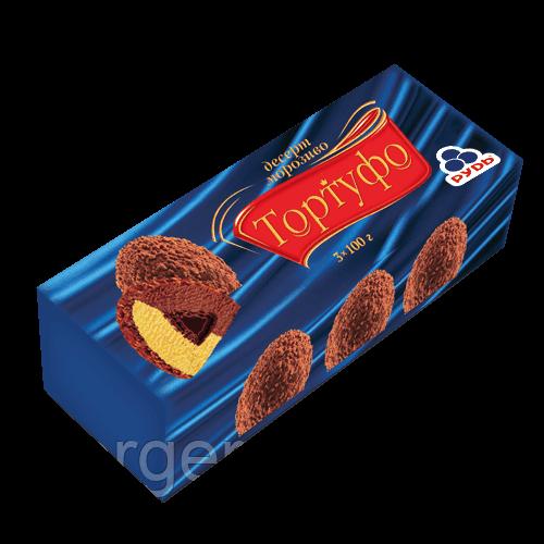 Мороженое десерт Тортуфо 300г