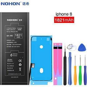 Аккумулятор Nohon 616-00357 для Apple iPhone 8 (емкость 1821mAh)