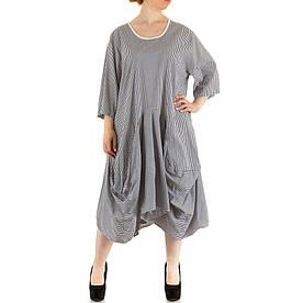Женское платье, размер one size - black - KL-228-black