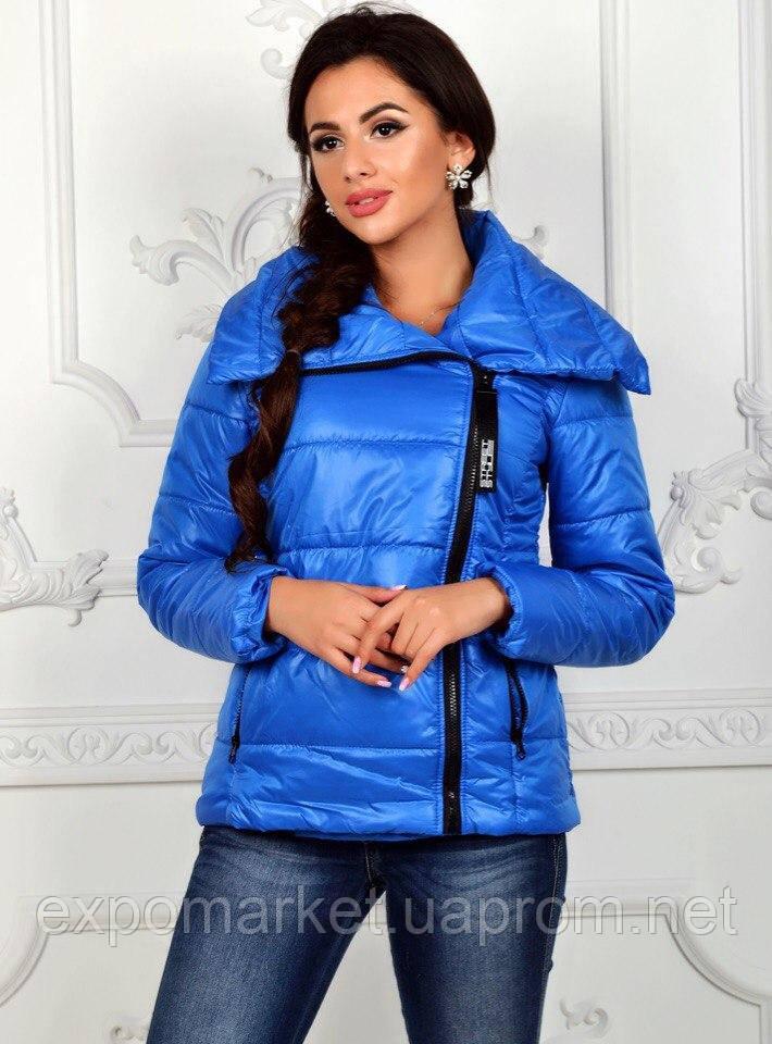 Женская куртка весна-осень с 42 по 52р.