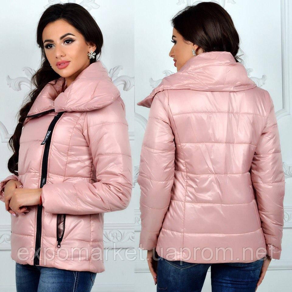 0ba7781c4b2 Женская куртка весна-осень с 42 по 52р.