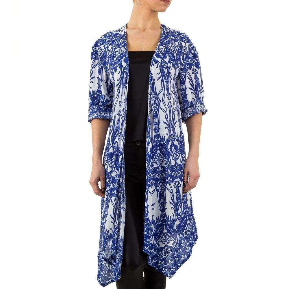 Женская куртка от Iclothing - синий - KL-IC50106-P679-синий