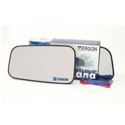Автомобильные зеркальные элементы ВАЗ 2110  с подогревом Ergon