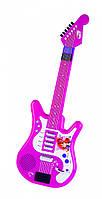 Гитара игрушечная Winx со звуковым эффектом