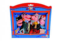 Кукольный театр 6 героев