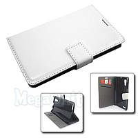 Чехол-книжка Book Cover для Lenovo P780 Белый, фото 1