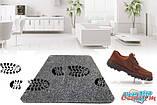 Супервпитывающий придверный коврик Clean Step Mat, доставка по Киеву, фото 2