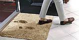 Супервпитывающий придверный коврик Clean Step Mat, доставка по Киеву, фото 3