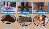 Супервпитывающий придверный коврик Clean Step Mat, доставка по Киеву, фото 6
