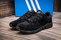 Кроссовки мужские Adidas Support Equpment, черные (1040-3) размеры в наличии ► [  43 (последняя пара)  ], фото 1