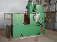 Плоскошлифовальный станок - 3Е756,с выдвижным круглым магнитным столом и вертикальным шпинделем