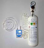 Электронный клапан экономии O2 Portable Oxygen Device Kroeber Aeroplus SE, фото 2