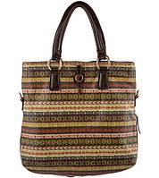 Женская сумка - планшет. Желтый