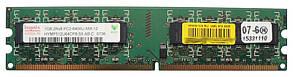 Hynix\Samsung\Kingston\ DDR2 1GB