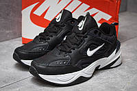 Кроссовки мужские Nike M2K Tekno, черные (14593) размеры в наличии ► [  44 (последняя пара)  ], фото 1