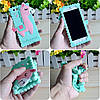 """Samsung S6 G920 GALAXY противоударный TPU силиконовый чехол бампер для телефона 3D """" HORS """", фото 4"""