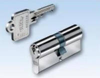 Цилиндры запирания ключ-ключ
