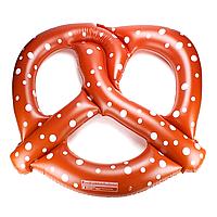 Надувний круг Modarina Брецель 140 см Шоколадний PF3394, фото 1
