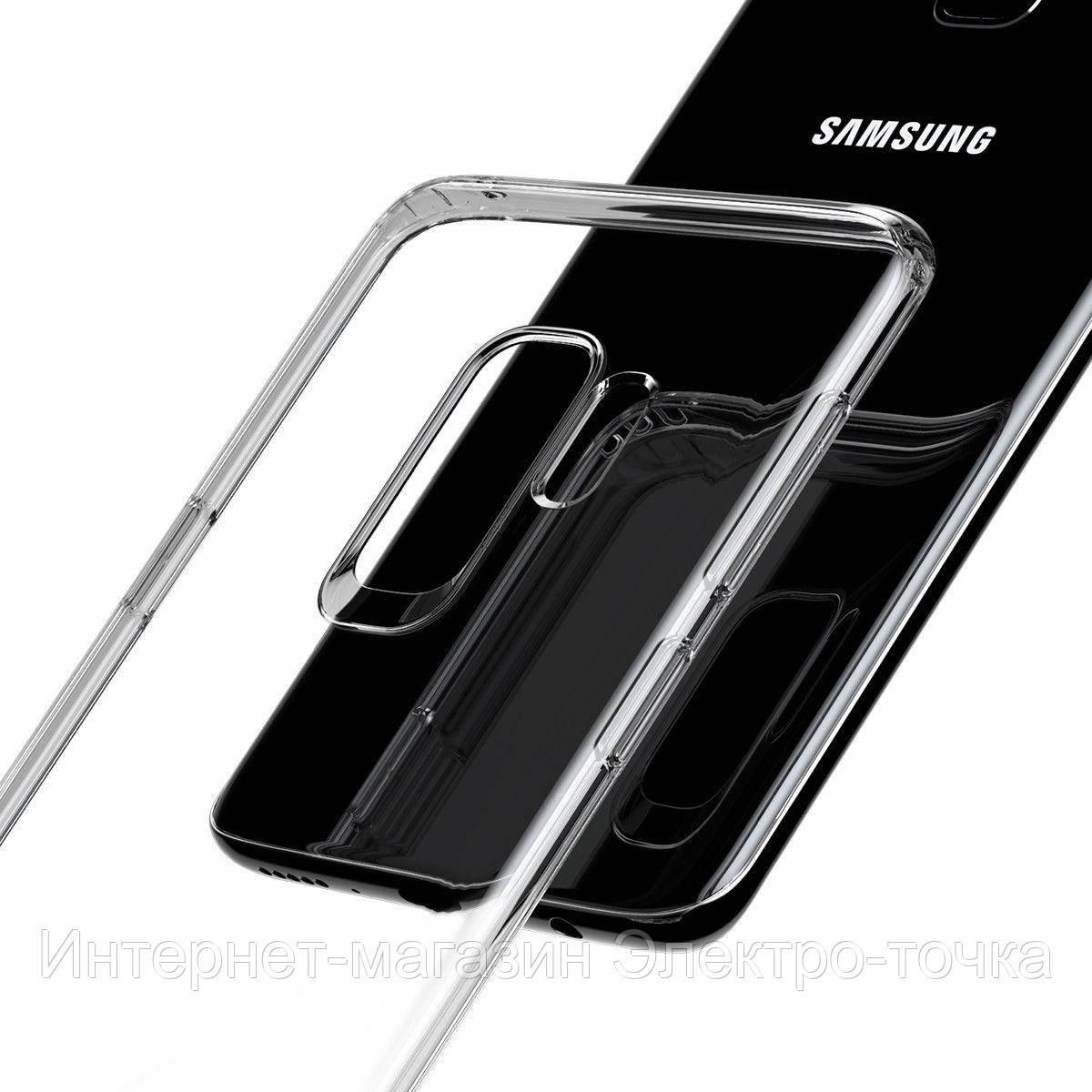Чехол TPU Baseus Simple Ultrathin для Samsung Galaxy S9