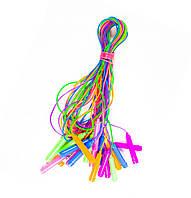 Спортивная Скакалка цветная