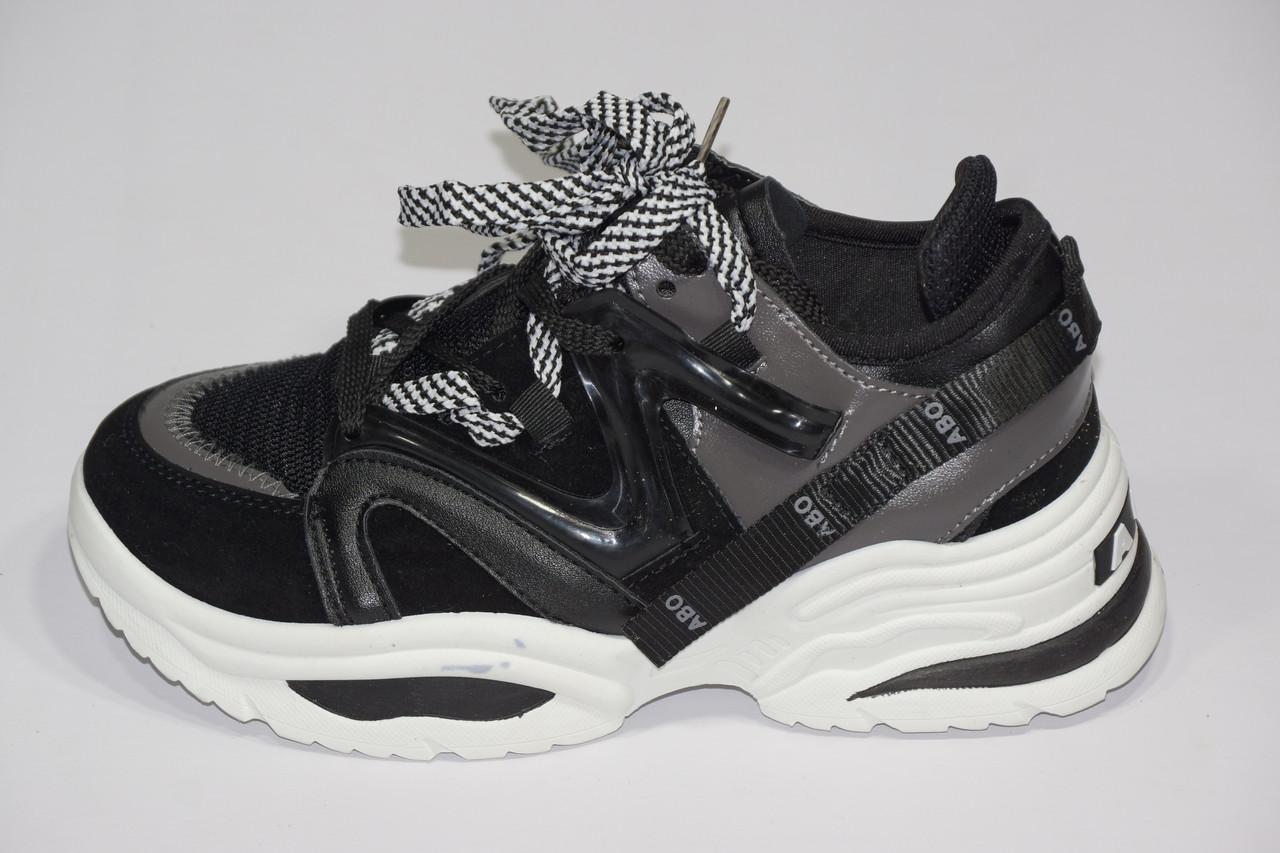 d0b9271ee Женские кроссовки на высокой подошве с 2 шнурками: продажа, цена в ...