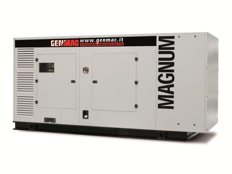 Трехфазный дизельный генератор Genmac Magnum G500 DSS (440 кВт)