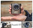 Відеореєстратор Anytek A3 авторегитратор Full HD 1 камера багатофункціональний датчик удару кут огляду 170, фото 3