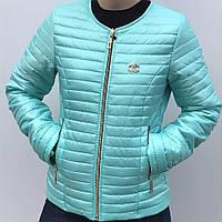 Женские куртки весенние больших размеров