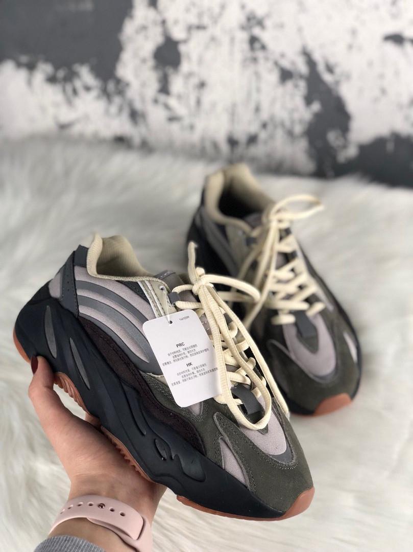 save off 3edec 3f482 Женские кроссовки Adidas X Kanye West yeezy 700 v2 black, Реплика: продажа,  цена в Львове. кроссовки, кеды повседневные от