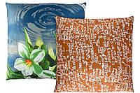 Подушка антиаллергенная для сна 70х70 (поликоттон/холлофайбер) тм УЮТ, фото 1