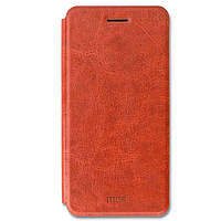 Кожаный чехол (книжка) MOFI Rui Series для Huawei Honor 7A Pro / Y6 Prime 2018
