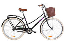 """Велосипед городской женский 28"""" Dorozhnik Comfort Female 2019 стальная рама 19,5"""", фото 2"""