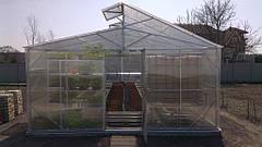 Теплица Митлайдера: уникальная конструкция для повышения урожайности
