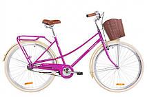 """Велосипед городской женский 28"""" Dorozhnik Comfort Female 2019 стальная рама 19,5"""", фото 3"""