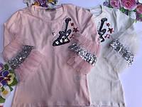 Красивый свитер для девочек от 6 до 15 лет