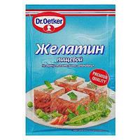 "Желатин пищевой ""Dr Oetker"", 9 г"