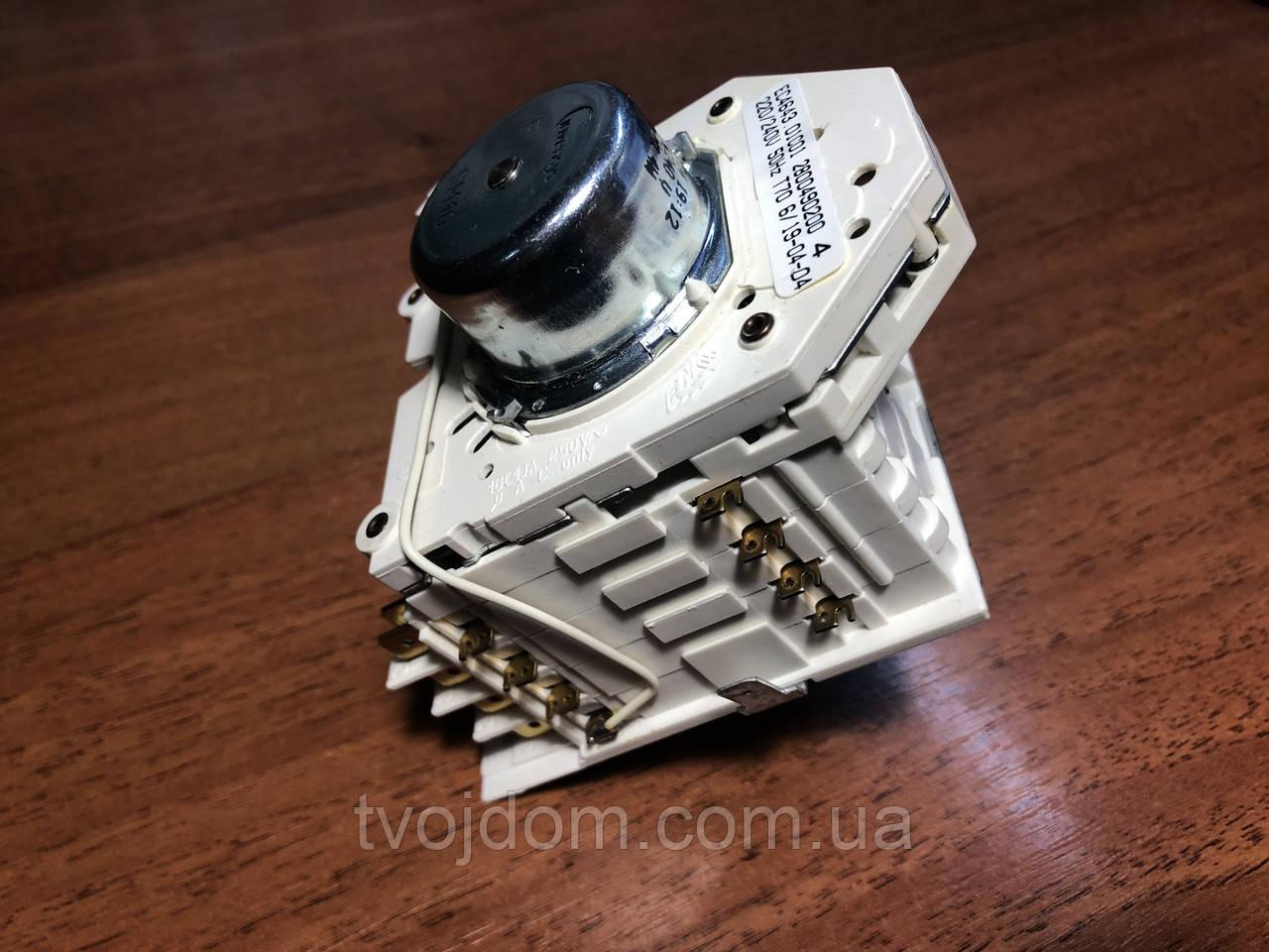 Программатор (селектор программ) для стиральной машины Beko EC4643.01C01 2800490200