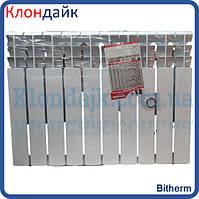 Радиатор биметаллический Bitherm 500х80 (Китай)