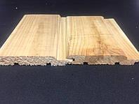 Евровагонка сосна 1 сорт 80*14мм длинна 2,0-3,0 м