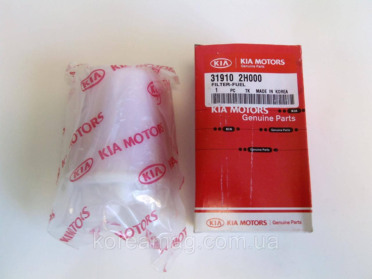 Фильтр топливный Kia Ceed