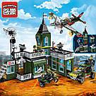 """Конструктор """"Brick"""" 1714 , 627 дет., в собранной коробке 52*7*34см, фото 3"""