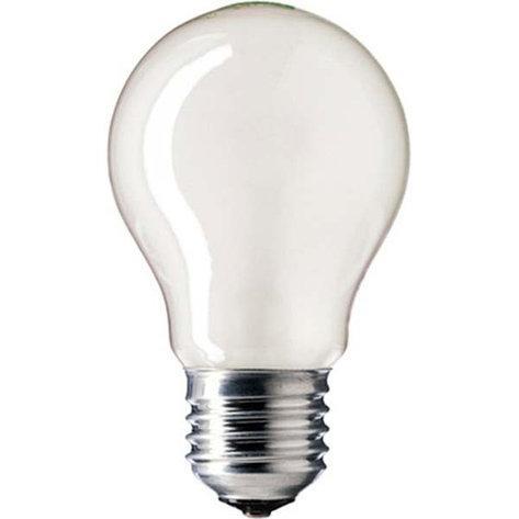 Лампа накаливания ЛОН 75 Ватт Е27 матовая