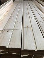 Евровагонка сосна 1 сорт 75*14мм длинна 2,0-3,0 м