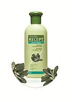 Шампунь для жирных волос SUBRINA RECEPT CLEAN & FRESH, 400 мл