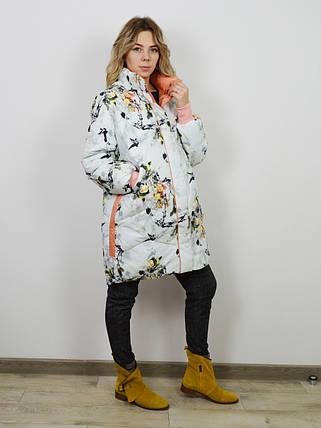 Куртка весеняя женская CLASNA 736, фото 2