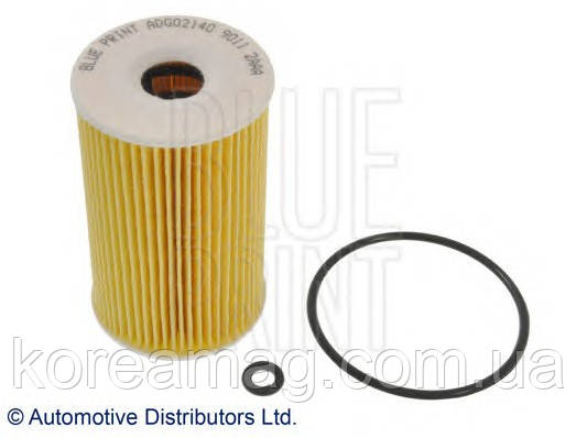Фільтр масляний для Hyundai Kia (diesel)