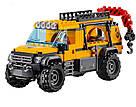 """Конструктор 02061 """"База исследователй джунглей"""" 870 дет., в собран.кор.54*8.5*44 Аналог LEGO City 60161, фото 4"""