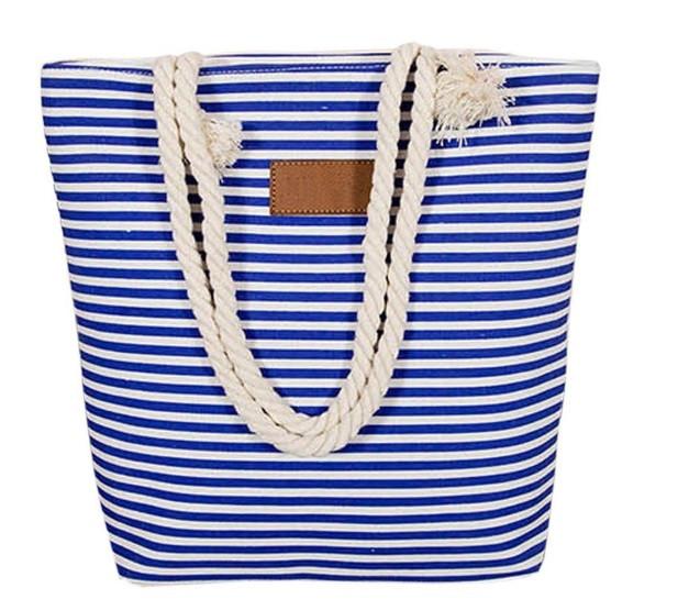 Женская сумка пляжная